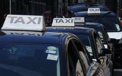 Feeling stressed or anxious? There's a taxi rank in your head